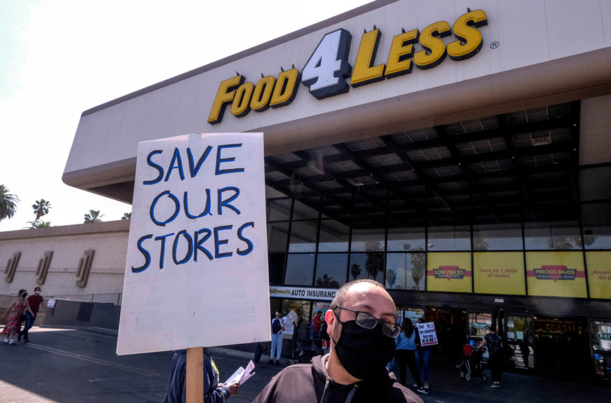 Kroger closes down 3 LA stores in reaction to LA council Hero Pay